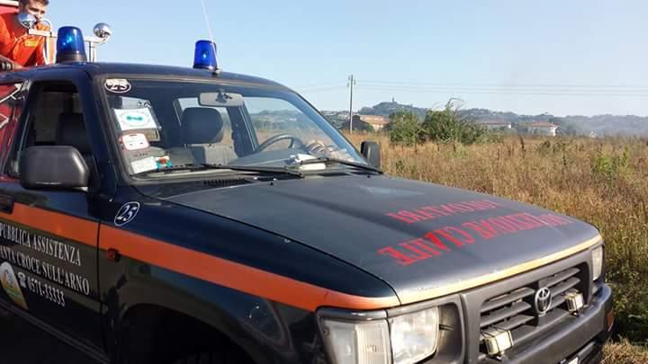 Corsi protezione civile Santa Croce sull´Arno
